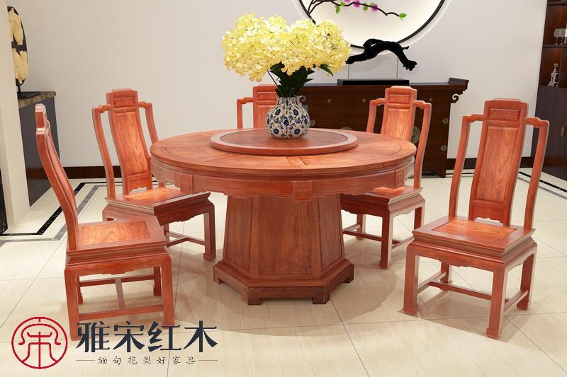 你知道如何保养缅甸花梨木家具茶桌吗?三大保养知识