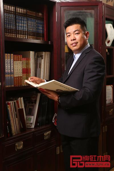 中国红木消费权益保障工程(广东)主任尹付林