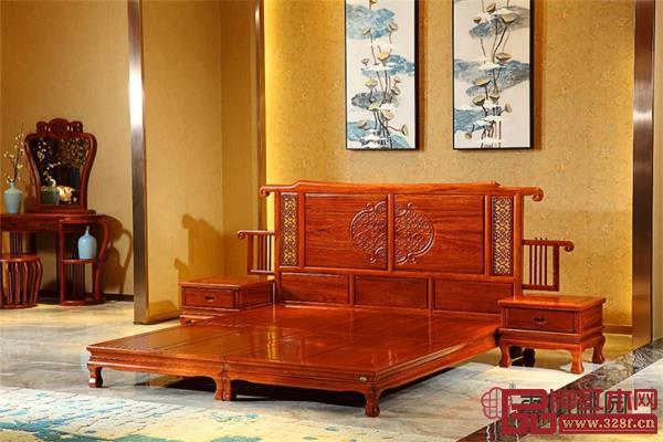 香山桃园——巴花《烟柳画桥大床》