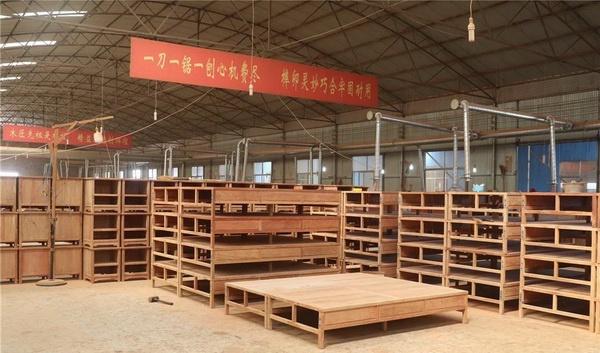 中信红木:众筹破百万的红木大床有了新进度!