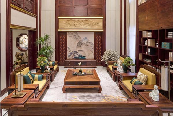 卓木王:给你最精致的中式整装体验