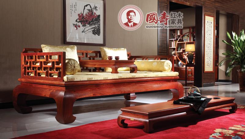 红木经销商为什么选择加盟国寿红木?