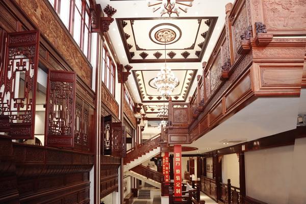 国方家居:以中式原木整装定制之名,全力出击7月广州建博会