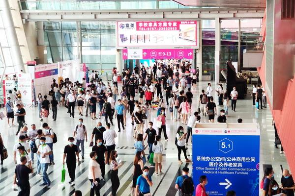 第45届中国家博会(广州)开幕 设计赋能中国家具