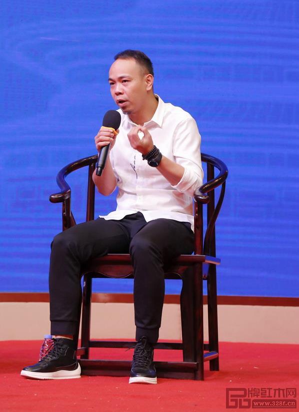 善者文化中式设计创意总监关俊铭
