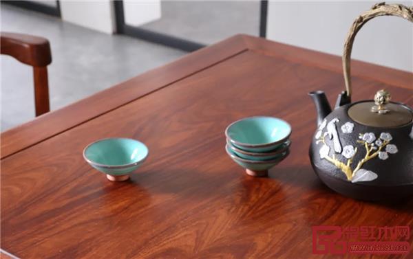 森木家具八仙桌细节图