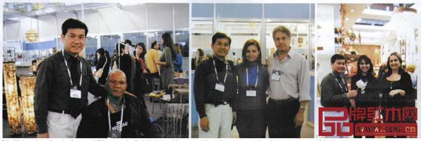 王周老师在巴西圣保罗南美家庭用品展作现场采访与报道