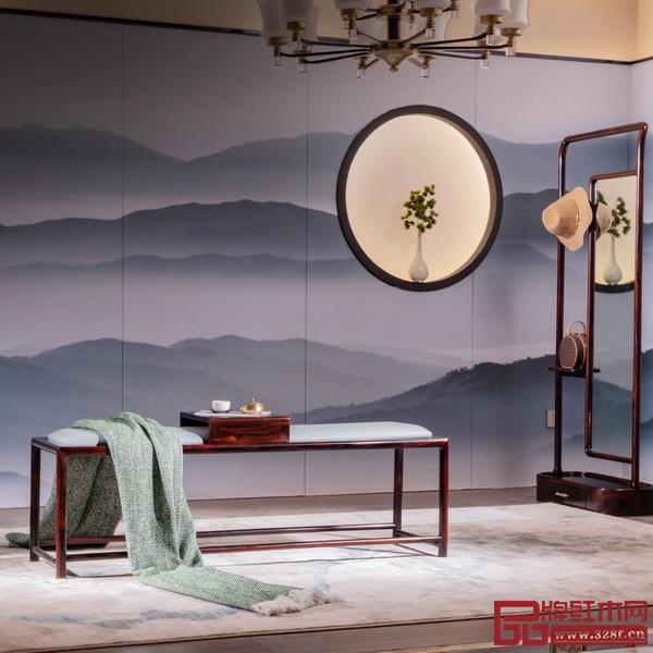 汉府家具不断为消费者创造品质、审美、功能于一体的好家具