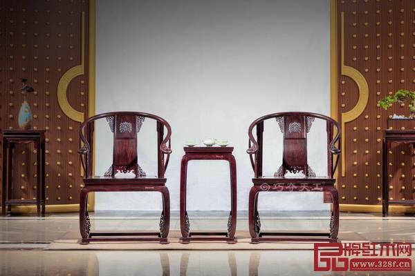 巧夺天工《皇宫椅》