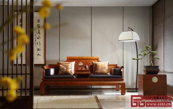 国寿红木《玉如意典藏系列》
