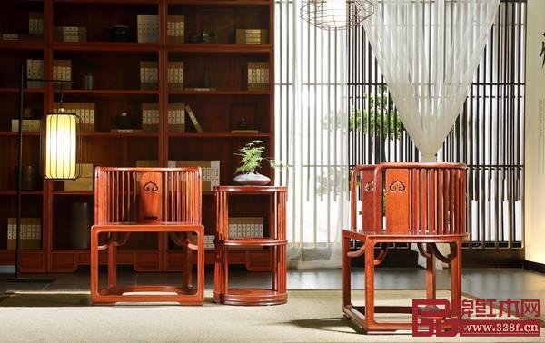 国寿红木《国寿椅》