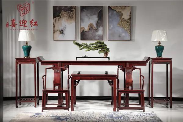 环保先行,工艺升级,喜迎红红木家具广受消费者青睐