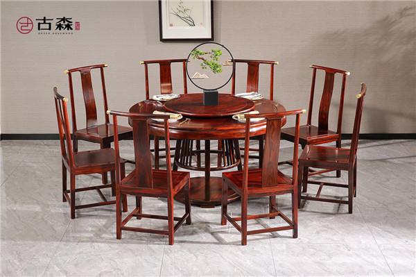 东阳黑酸枝家具好吗?该如何选择好品质黑酸枝家具?