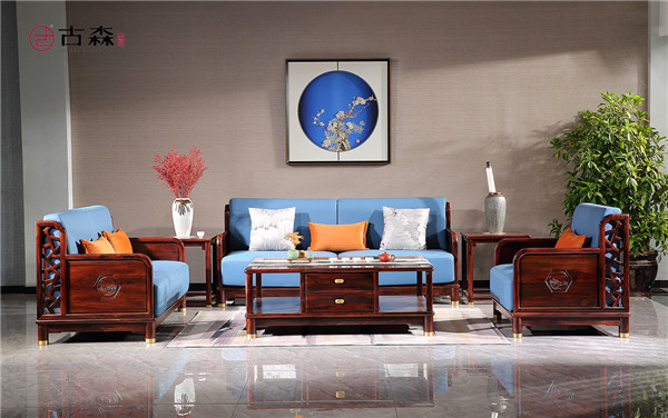 古森红木|黑酸枝家具重塑你所热爱的品质家居