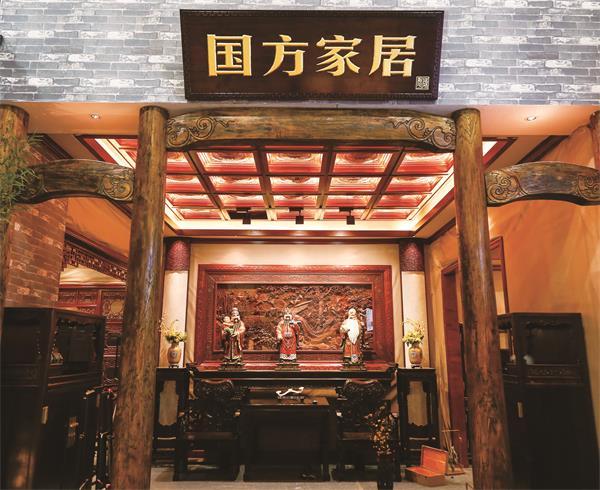 专访|国方家居陈新平:为中式原木整装代言,再次出击建博会