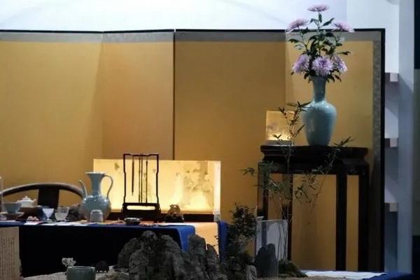坚持原创,明堂红木亮相第八届中国国际版权博览会