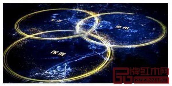 深惠一体、深莞惠一体化,将逐渐成为大深圳经济发展版图的雏形