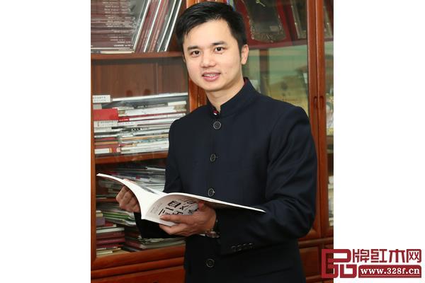 林伟华:集结多方资源助活力品牌在新中式中抢