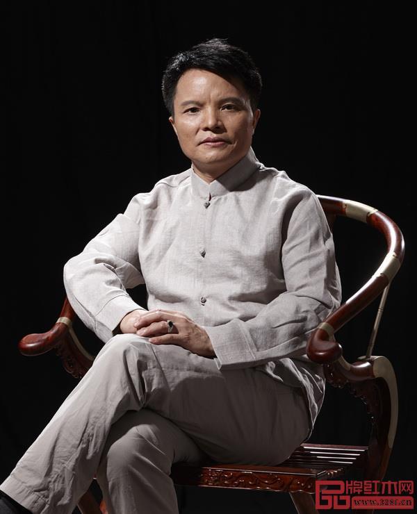 中國工藝美術大師、大家之家董事長林慶財