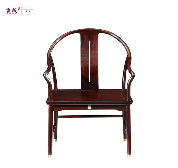 東成文宋當代中式風格的座椅