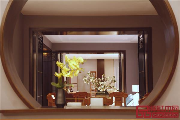 """""""简悟""""新中式家居展厅"""