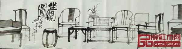 松乔谈中国传统家具的文心精神