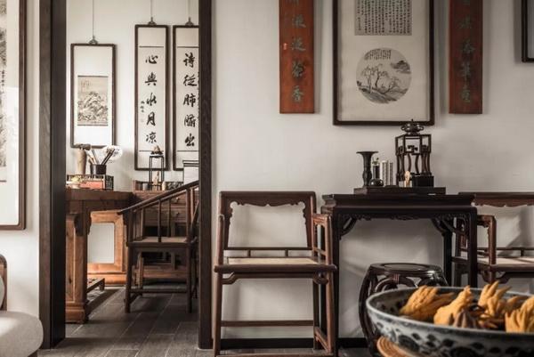 同样用红木家具的中式生活 为何你没有苏州教授的146万关注?