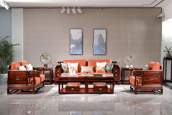 富居江山:新中式家具,最佳的選擇