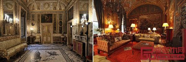 奢華唯美的歐式古典風格