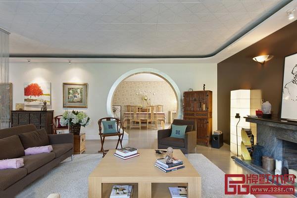 雅致脫俗的明式家具為空間傳情達意