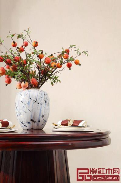 汉府家具传递美好中式生活