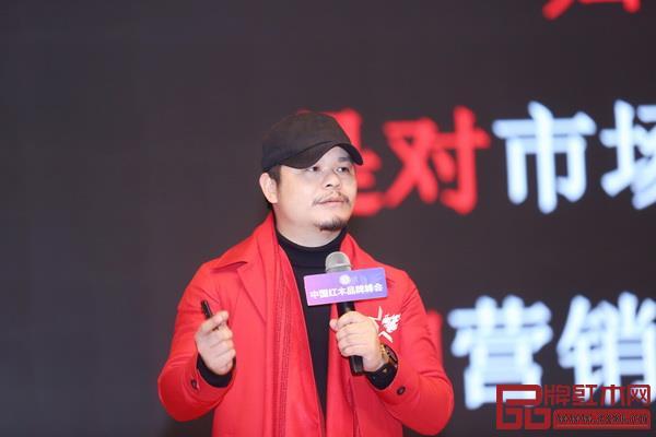 叶茂中冲突商学院导师、杨六营销策划创始人杨六