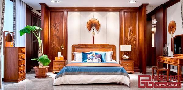 卓木王东境卧室空间