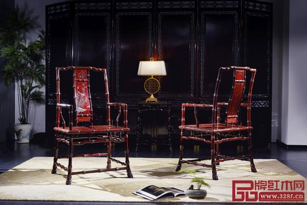 家具要选用高洁清雅之器(泰和园《君子椅》)