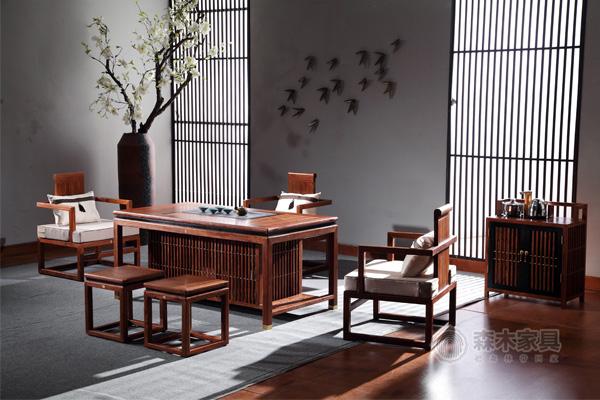红木整装定制为什么受欢迎?森木家具为您讲解红木整装定制的优点