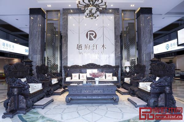 新中式家具引领者,越府红木再攀高峰