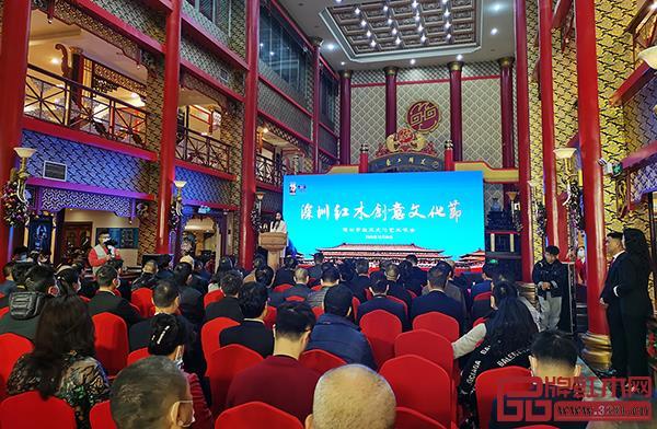 2020深圳红木创意文化节嘉年华盛大举行