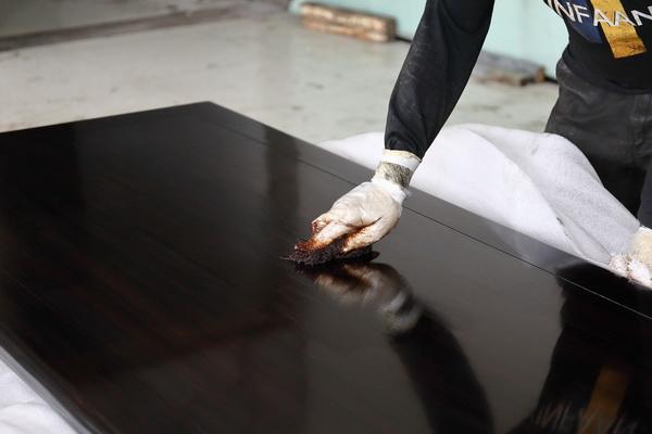 恒达木业·素创全线产品采用生漆工艺