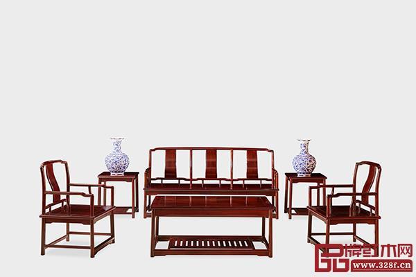 一品居《经典明式沙发》