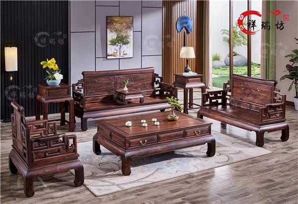新古典红木家具的魅力,让人无法拒绝