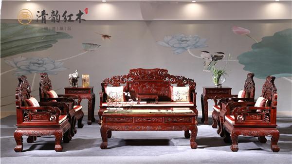 巴里黄檀沙发怎么买?清韵红木有秘诀