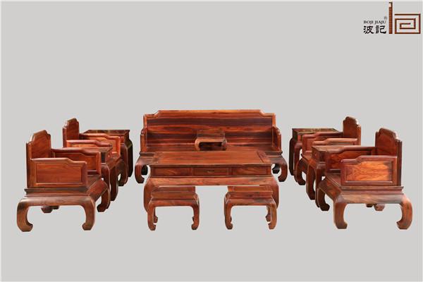 中山红木品牌企业有哪些?波记家具怎么样?